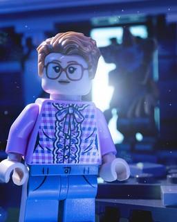 我們找到芭芭拉了! LEGO《怪奇物語》芭兒 Barb【2019 SDCC 限定】