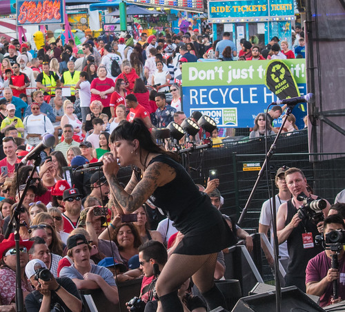Surrey Canada Day - Bif Naked » Vancouver Blog Miss604