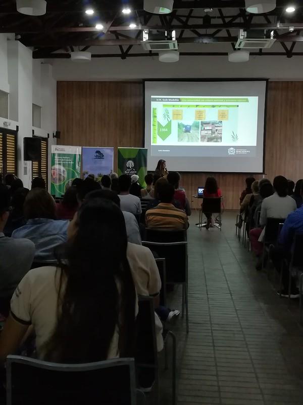 Bosques Andinos participó en el Simposio Guaduales y Bambusales