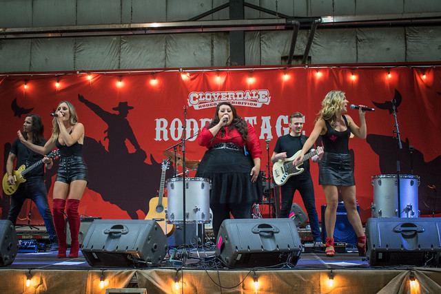 The Heels at Surrey Canada Day