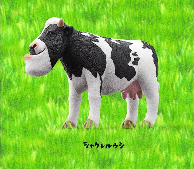 「新增官圖,全種類公開!」這次輪到療癒的牧場系動物~! 熊貓之穴《戽斗星球》第五彈發表! シャクレルプラネット 5