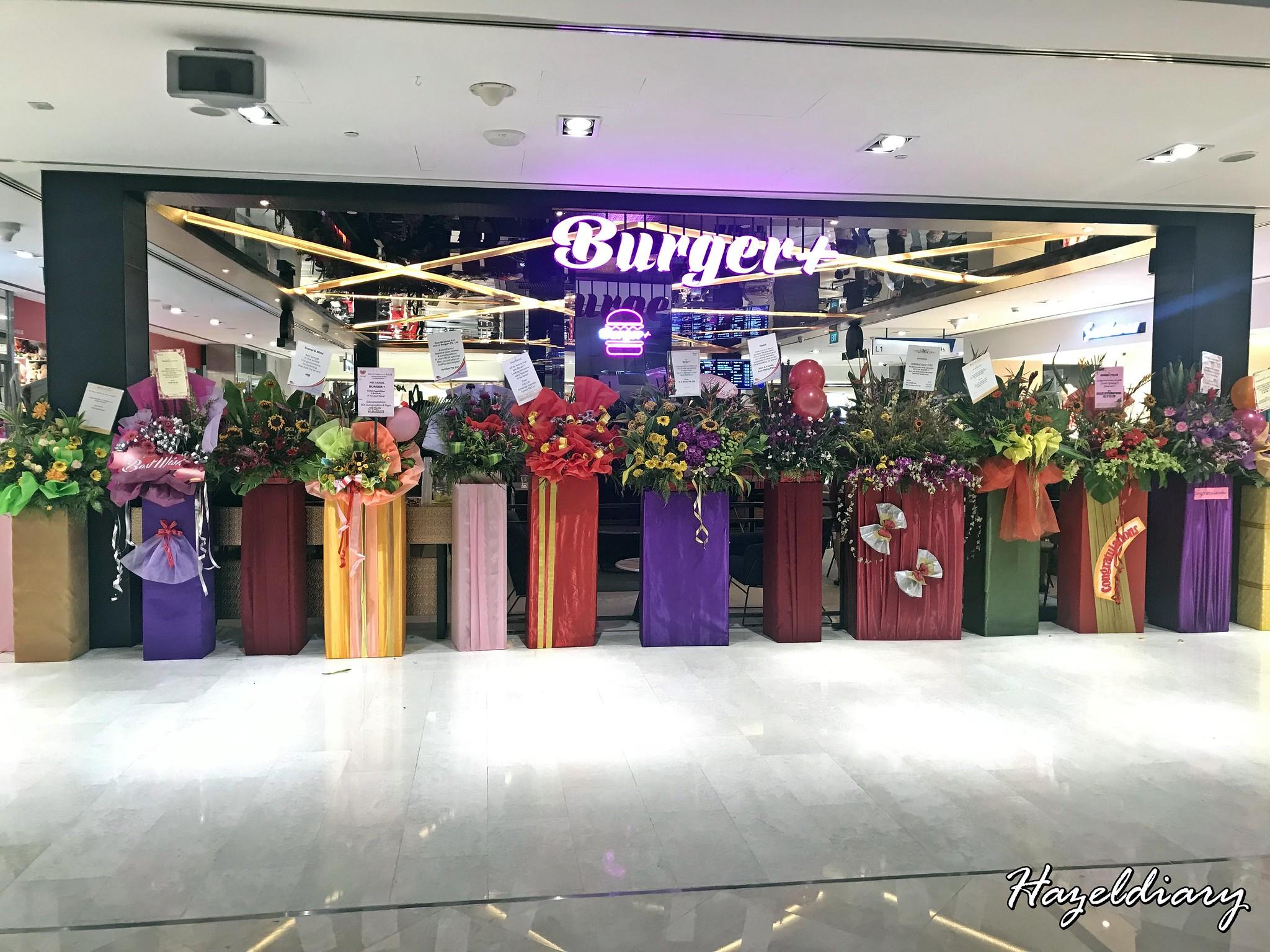 Burger+ Wisma Atria-Singapore-1