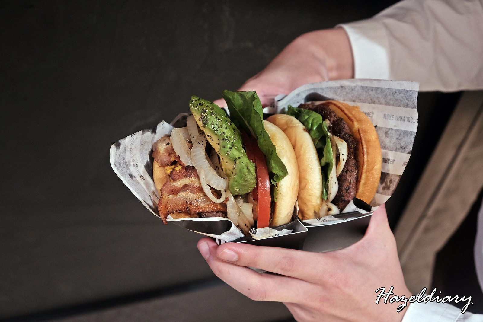 Burger+ Wisma Atria-Burgers