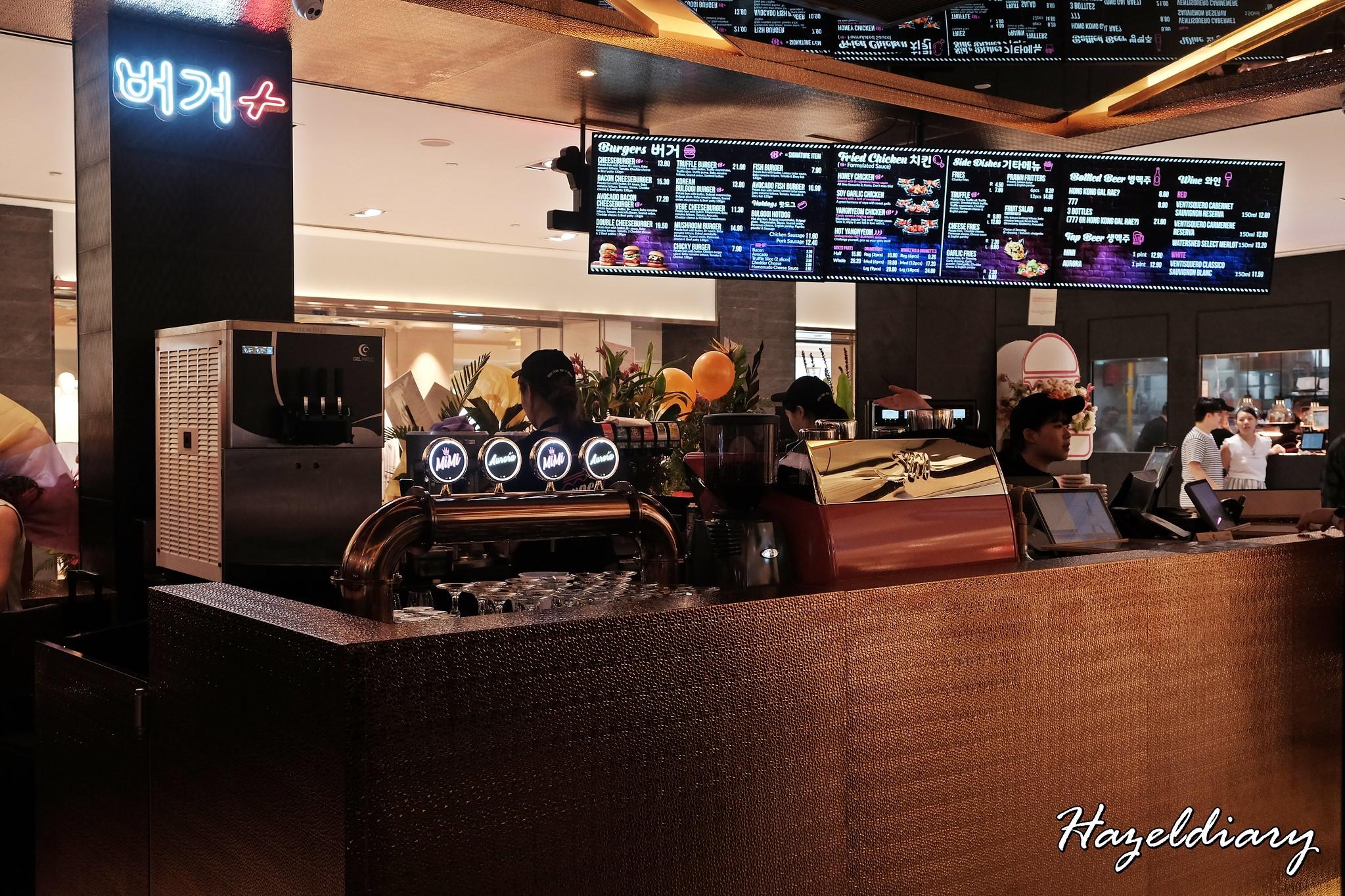Burger+ Wisma Atria-Singapore