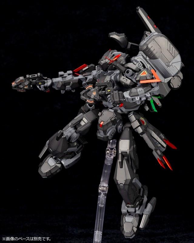 壽屋《邊境保衛戰 Border Break》輝星・破式 1/35比例組裝模型