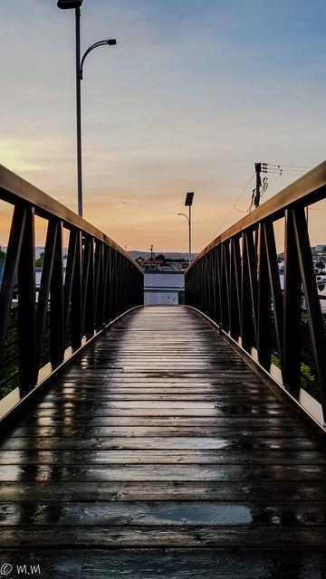 Slippery Bridge
