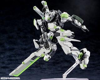 壽屋《邊境保衛戰 Border Break》XSZ-70S 輝星・空式 1/35比例組裝模型