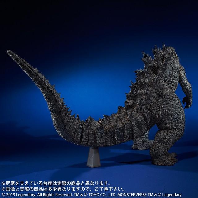 全長近1公尺的魄力尺寸!X-PLUS Gigantic Series《哥吉拉2:怪獸之王》哥吉拉(2019)|ギガンティックシリーズ ゴジラ(2019)