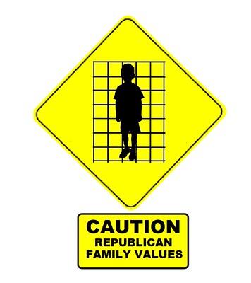 Trump's Child Detention Program