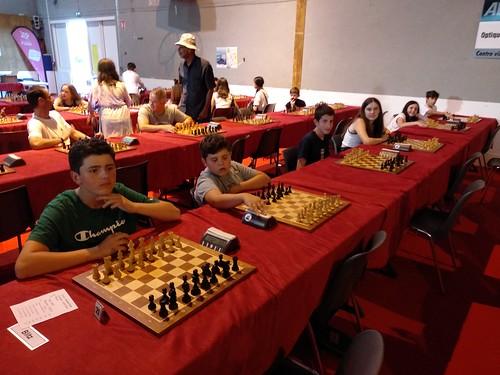 2019 Festival Saint-Lô - Campionat per equips