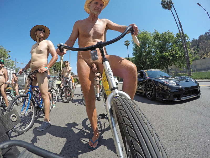 LA World Naked Bike Ride 2019 (152131)