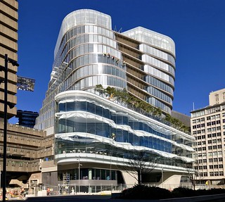 UTS Central Sydney | by cnd..
