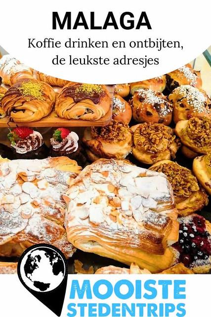 Koffie drinken in Malaga & Ontbijten in Malaga: de leukste adresjes | Mooistestedentrips.nl