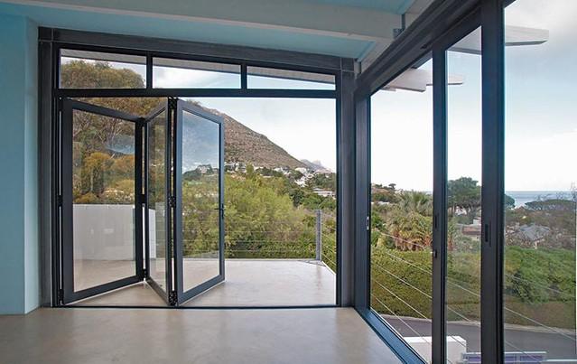 Jenis Material Kusen Pintu Dan Jendela, Aluminium, Kayu Dan uPVC