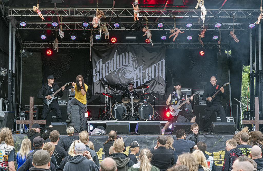 Shadow Storm @ 2019 Metal Magic