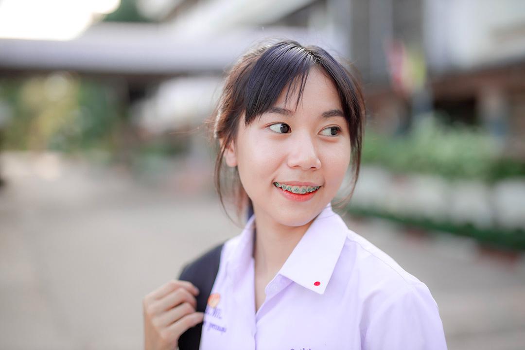 ภาพถ่ายนักเรียน น้องมารุโกะ โรงเรียนอุดรพัฒนาการ