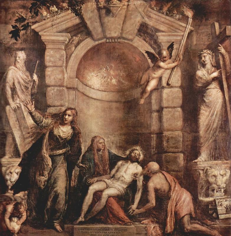 Piedade de Tiziano