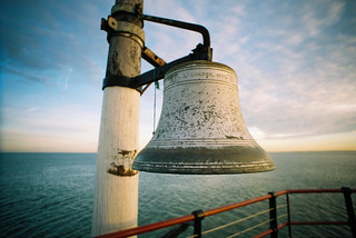 Bell at the end of Southend Pier | by The Nick Page