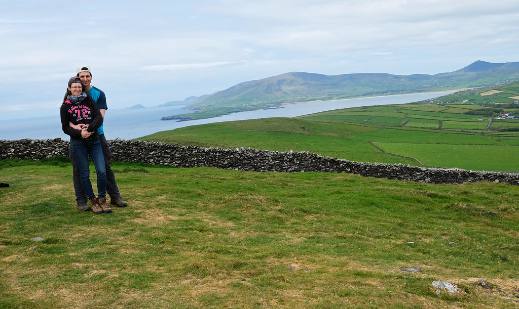 Travelling When Pregnant: 6th month, Dingle Peninsula, Ireland