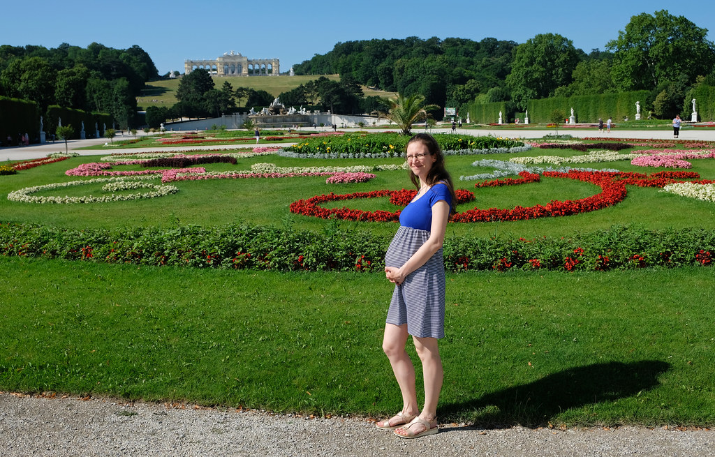 Travelling When Pregnant: 8th month, Vienna, Austria