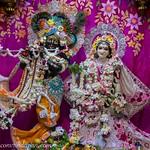 ISKCON Vrindavan Deity Darshan 12 July 2019