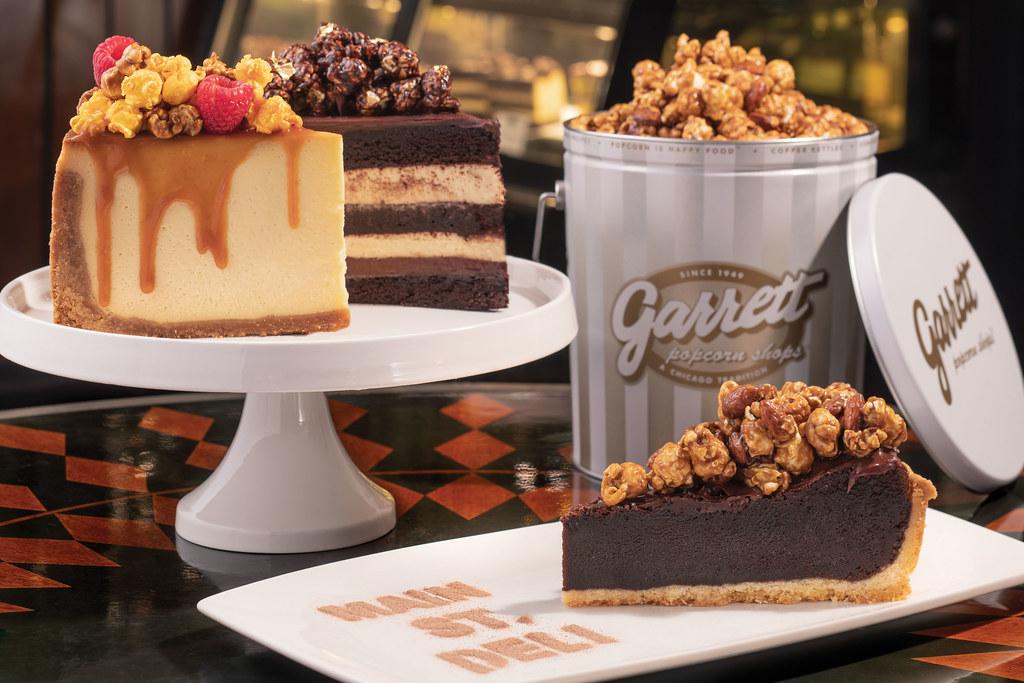 Main St. Deli Cakes with Garrett Popcorns
