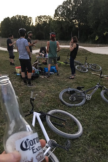 Pumptrack & barbecue | by M. Violet