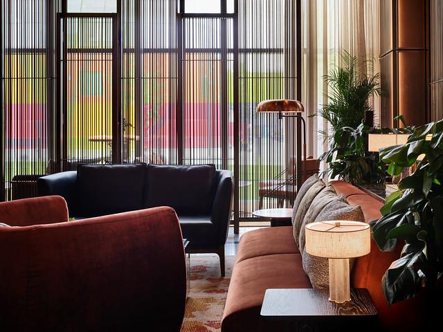 UNION sofa view