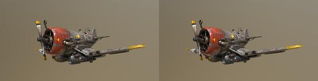 fighter aeroplane
