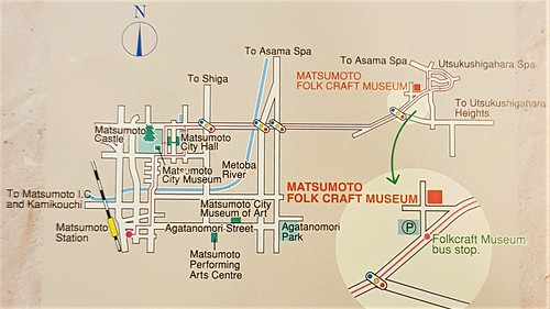 Matsumoto Folkcraft Museum