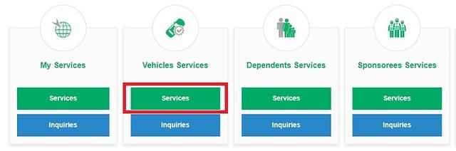 1138 Procedure to Check Istamara (Vehicle Registration) Validity Online 04
