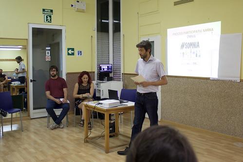 Primera sessió del procés participatiu