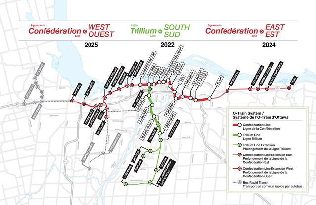 2022 2024 2025 OTT_LRT_Stage2_FullMap_11x17_FEB_2019_Bil