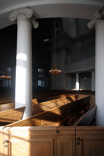 IMG_5983 Helsinki Cathedral by Carl Ludvig Engel
