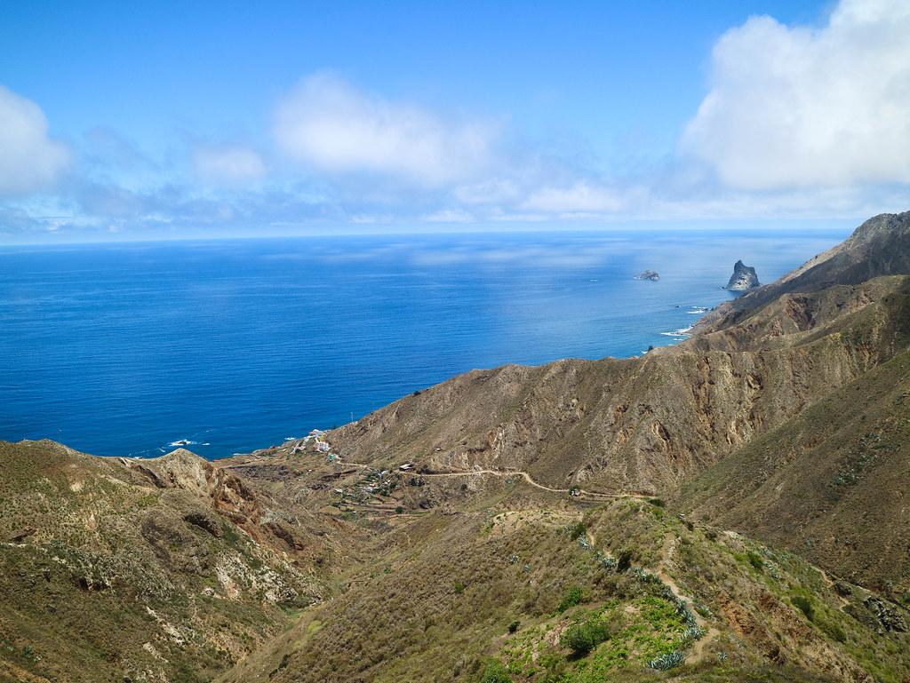 Mirador de Roque Mogote en Anaga