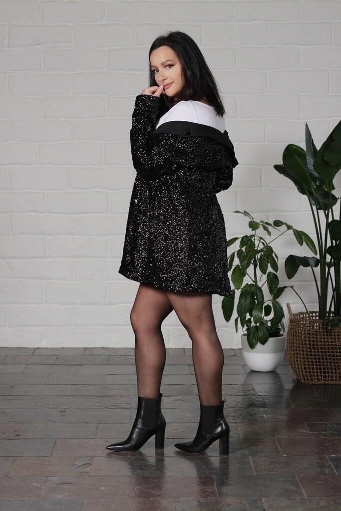 DIY Olivia Palermo/Balmain Look