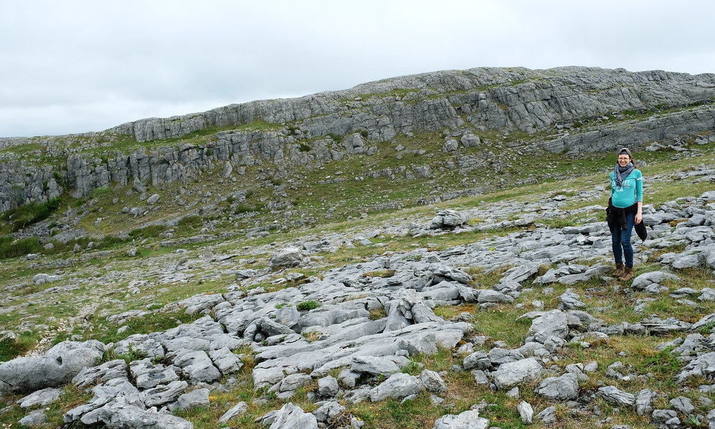 Hiking While Pregnant: Burren National Park, Ireland