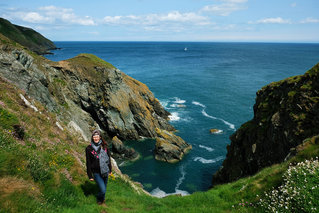 Hiking While Pregnant: Howth Peninsula, Ireland