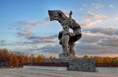 Matka vlasť | Victory Memorial to Soviet Army | Riga | Latvia