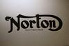 1954 Norton Manx Long Nose