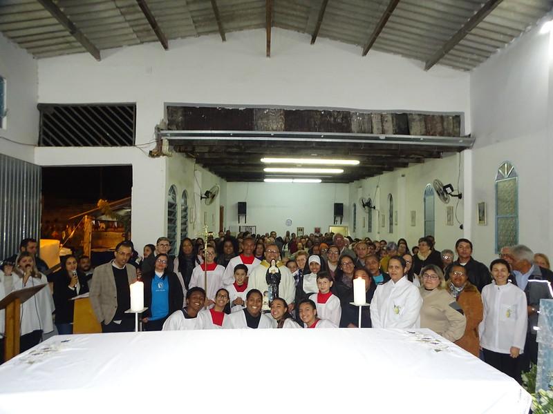 Tríduo e festa de Santa Paulina - Jd. das Oliveiras