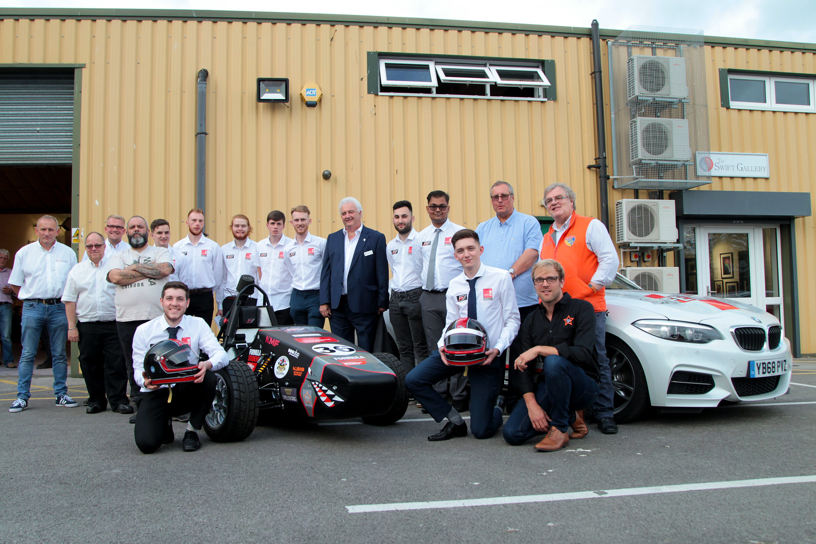 Formula Student at The Swift Gallery