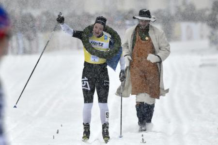 Rozhovor s Brittou Johanssonovou Norgrenovou o přípravě na Vasův běh