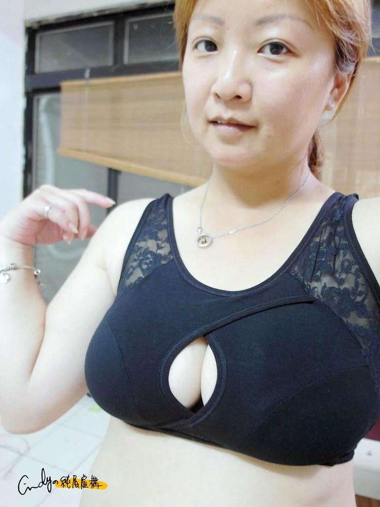 微晶SIICAP潤白蝶胸Bra-蕾神黑