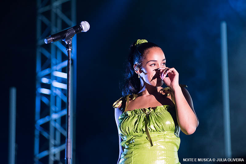 Jorja Smith - NOS Alive 2019