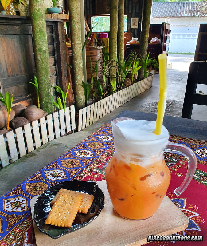 khao lak nai mueang thai tea