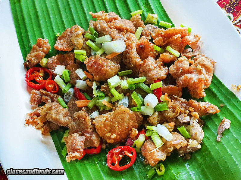 khao lak nai mueang pork salt chili
