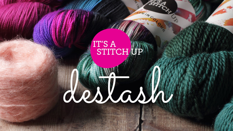 It's a Stitch Up destash