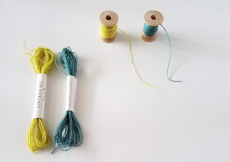 Linen kit from Linladan