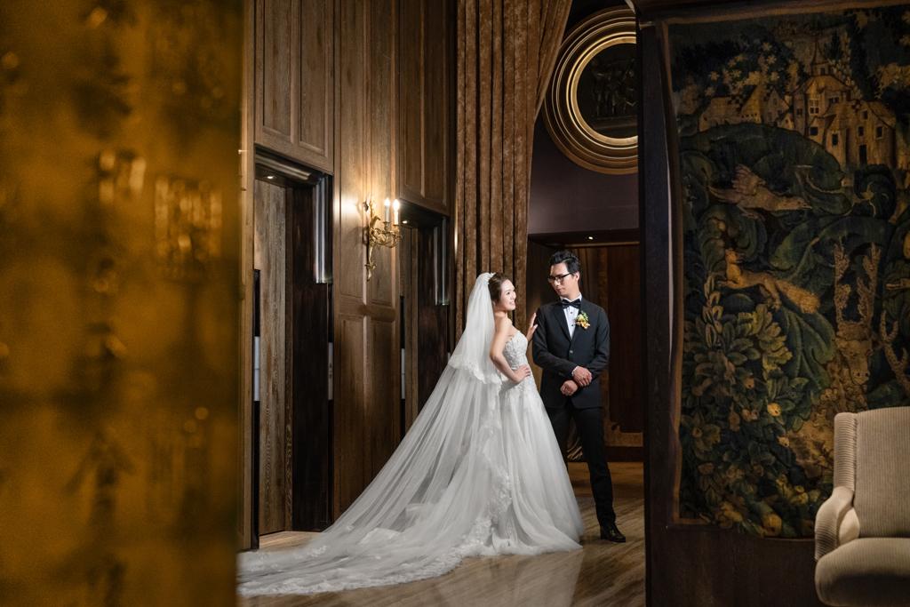 [婚攝]Chunwah &Minchi婚禮紀錄@君品酒店